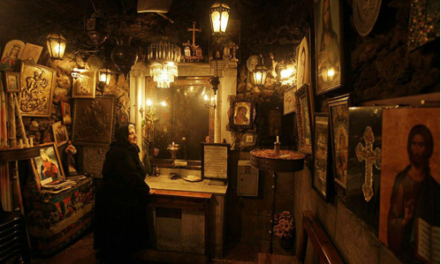 Православные святыни Сирии